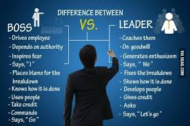 verschil boss en leader
