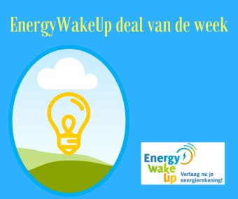 EnergyWakeUp Deal of the Week